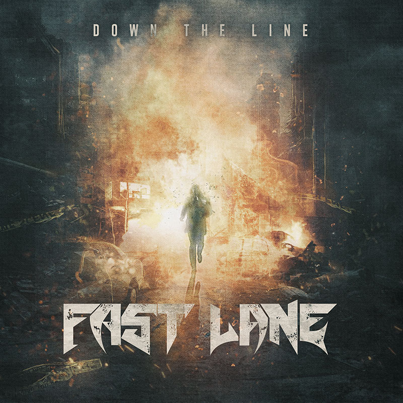 Fast Lane - Down The Line (Single)