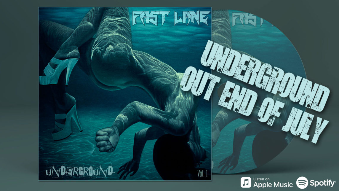 """New Single """"Underground"""" Out 29.07.2020"""